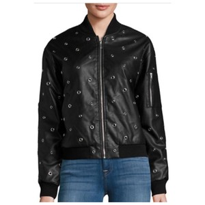 Lord Taylor Design Lab Leather Jacket