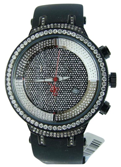 Preload https://img-static.tradesy.com/item/20940263/joe-rodeo-black-gold-finish-rodeojojo-master-1-row-diamond-485-ct-watch-0-1-540-540.jpg