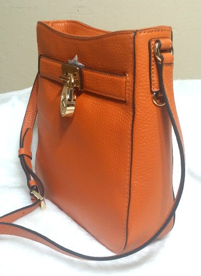 Michael Kors Satchel 190049149652 Hamilton Cross Body Bag Image 2