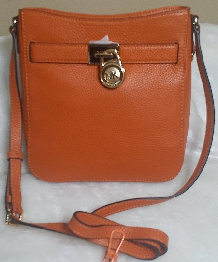 Michael Kors Satchel 190049149652 Hamilton Cross Body Bag Image 5