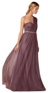 Jenny Yoo Soft Plum Annabelle Dress