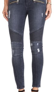 Lovers + Friends Skinny Jeans-Distressed