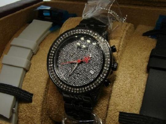 Joe Rodeo Ladies Joe Rodeo/Jojo Diamond Watch 1.50 Ct Jrptl 12 Image 5