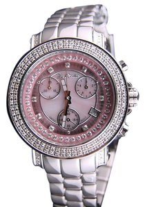 Techno Com by KC LADIES JOE RODEO/KC JOJO RIO DIAMOND WATCH 1.25 CT JR04