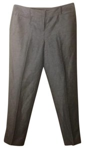 Ann Taylor LOFT Straight Pants grey