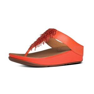 FitFlop Orange Sandals