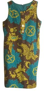 Taylor short dress patterned on Tradesy