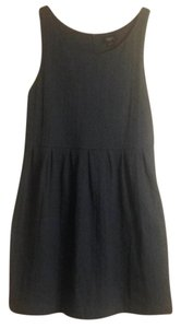 Deletta short dress grey on Tradesy