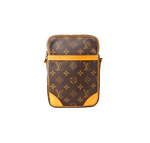 Louis Vuitton Monogram Amazon Danube Brown Clutch