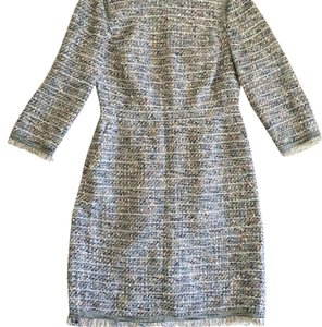 J.Crew Tweed Chanel Dress