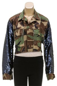 Birds Of A Feather Military Jacket