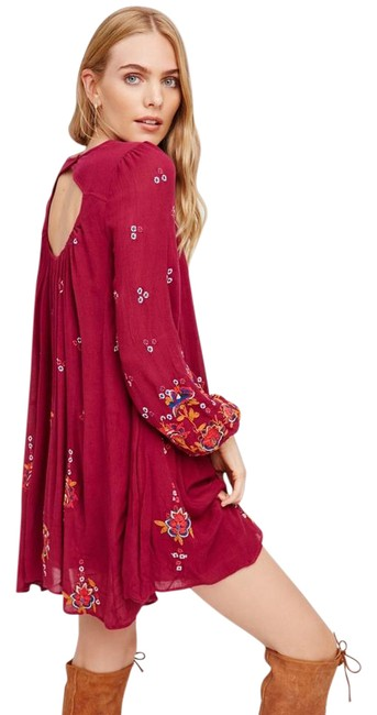 Preload https://img-static.tradesy.com/item/20941159/free-people-plum-combo-oxford-embroidery-short-casual-dress-size-2-xs-0-1-650-650.jpg