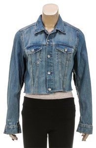 Birds Of A Feather Womens Jean Jacket
