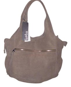 Kooba Leather Hobo Bag