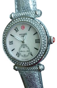 Michele Michele Caber Pave Diamond 1.42 ct Limited Edition Watch MW16A01H7025