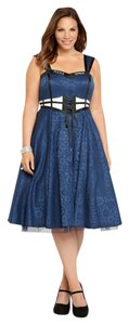 Torrid Hot Topic Dr Who Swing Plus Size Dress