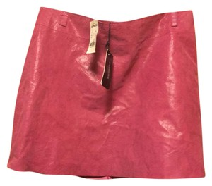 Express Mini Skirt pink