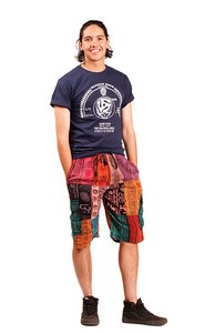 Other Hippie Boho The Treasured Hippie Men's Clothing Handmade Shorts Assorted