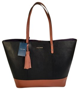 Cole Haan Tote in black and brown