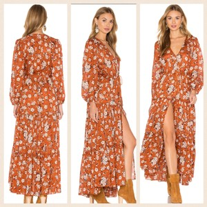 maple Maxi Dress by spell