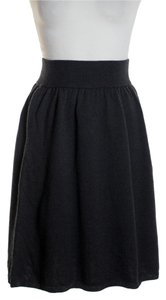 Eileen Fisher Pull-on Knit A-line Skirt Brown