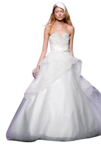 Monique Lhuillier Confection Wedding Dress