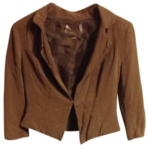 Forever 21 Coffee Brown . Blazer