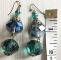 Other Pierced crystal earrings Image 7