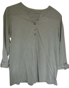 Croft & Barrow T Shirt Light green