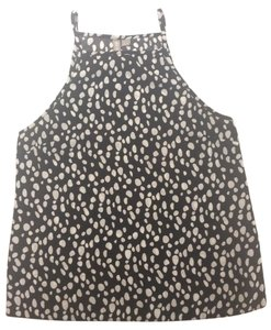 ASOS Top Black and White