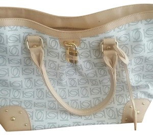 bebe Monogram Shoulder Bag