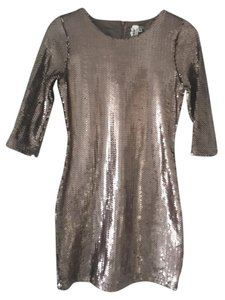 BB Dakota Bb Sequin Party Dress