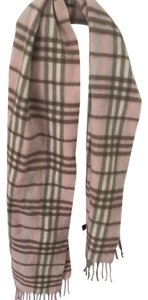 Burberry pink cashmere Burberry scarf