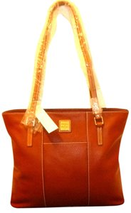 Dooney & Bourke Nwt Leather X-lg Lined Hobo Bag