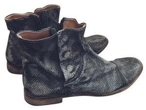 Free People Blue Boots