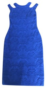 M Missoni short dress Blue on Tradesy