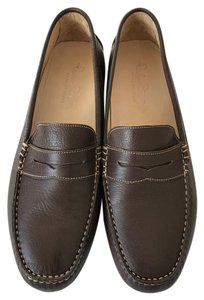 Paolo Bentini Brown Flats