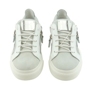 Giuseppe Zanotti Zanotti Sneakers High-top Sneakers Men White Sneakers Men Zanotti Low-top Light Gray Athletic