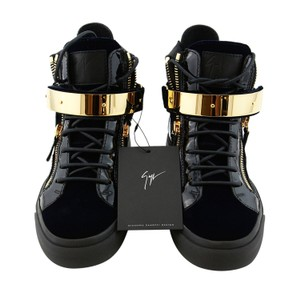 Giuseppe Zanotti Zanotti Men Zanotti Men Fashion Dark Blue Boots