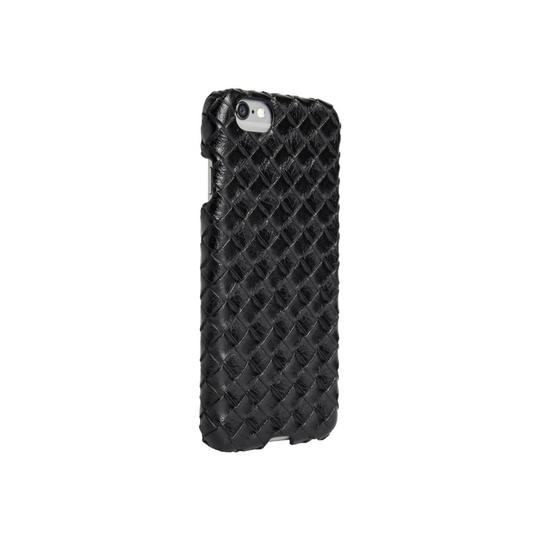 Agent 18 iphone 6 Black Weave Slimshield Image 1