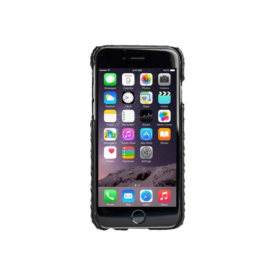 Agent 18 iphone 6 Black Weave Slimshield Image 3