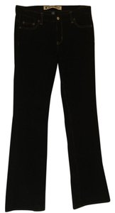 Gap Boot Cut Pants black