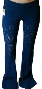 Nightcap Super Flare Pants Dark blue