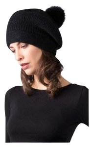Pia Rossini Molly Cable Knit Beanie Hat