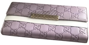 Gucci Brand New Gucci GG wallet purple