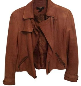 Other camel Leather Jacket