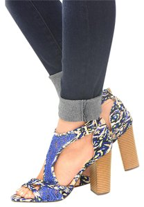 Other Blue Sandals