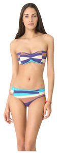 Marc by Marc Jacobs Marc by Marc Jacobs STRIPE Bikini Swimsuit set sz medium