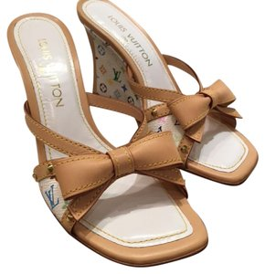 Louis Vuitton Multi Wedges