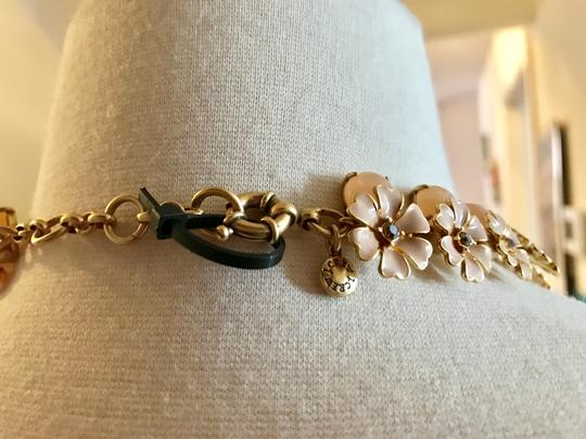 J.Crew J.CREW STACKED FLORAL NECKLACE Image 1